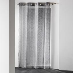 panneau a oeillets 140 x 240 cm voile imprime transfert torino