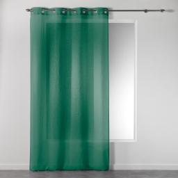 Panneau a oeillets 140 x 240 cm voile sable forrestuni Vert
