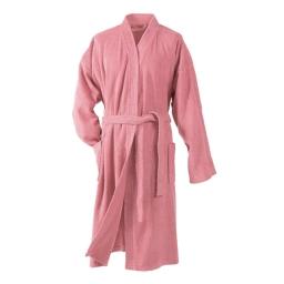 Peignoir kimono taille unique eponge unie vitamine Dragee