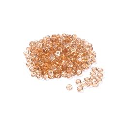 perles de pluie decoratives chocolat 120grs - env. 6-7mm