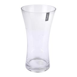 photophore allongé verre transparent h30*ø15.5cm