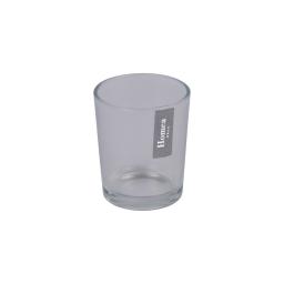 photophore verre fumé ø5.5*h6.5cm