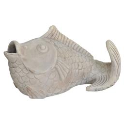 poisson terracotta l32*p57*h29cm