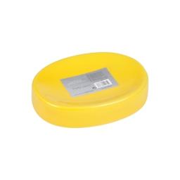 porte-savon ceramique vitamine jaune