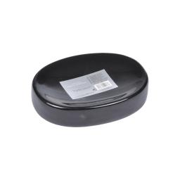porte-savon ceramique vitamine noir