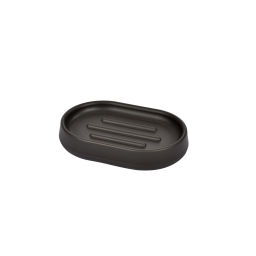 Porte-savon design  plastique vitamine Noir