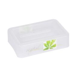 porte-savon plastique imprimé vegetal