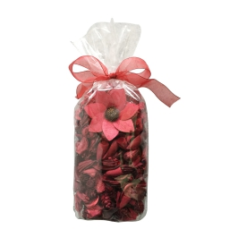 pot pourri 200g parfum elixir de baies rouges