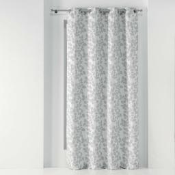 rideau a oeillets 140 x 260 cm jacquard valeriane