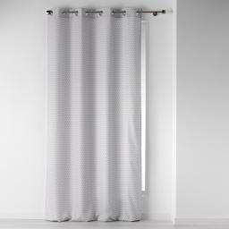 rideau a oeillets 140 x 260 cm polyester imprime distingo