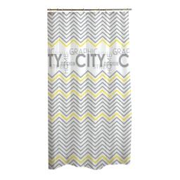 rideau de douche polyester 180*h200cm geometrik