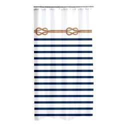 rideau de douche polyester 180*h200cm marina
