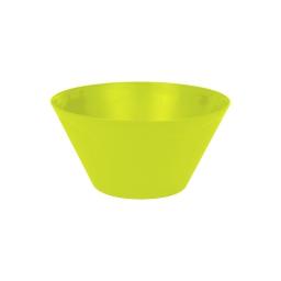 saladier conique 3.3l ø25*h13cm - vert