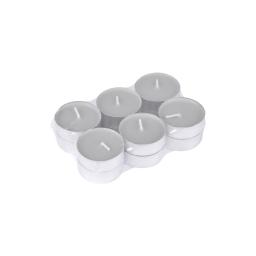 set 12 bougies chauffe plat parfum musc