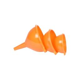 set de 3 entonnoirs : ø10cm / ø12cm / ø14cm - mangue