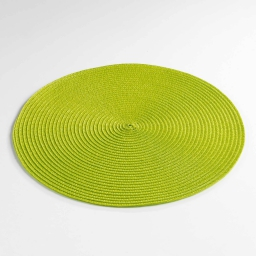 Set de table (0) 35 cm polypropylene zebulon Anis