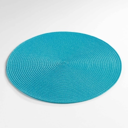 Set de table (0) 35 cm polypropylene zebulon Bleu