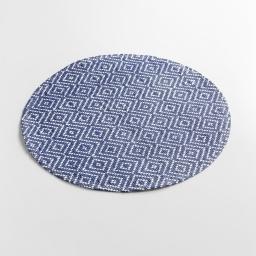 Set de table (0) 38 cm fibre papier losamo Bleu