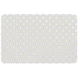 set de table 28.5 x 43.5 cm pvc imprime 50/100e kansas