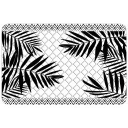 set de table 28.5 x 44 cm polypropylene opaque yantra