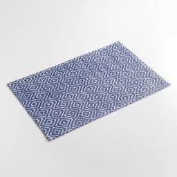 Set de table 30 x 45 cm fibre papier losamo Bleu