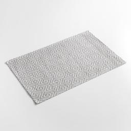 Set de table 30 x 45 cm fibre papier losamo Taupe