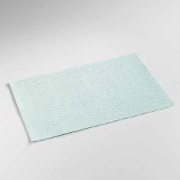 Set de table 30 x 45 cm fibre papier metrix Menthe