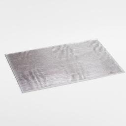 Set de table 30 x 45 cm pvc bao Argent