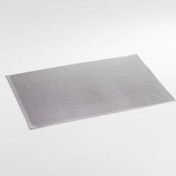 Set de table 30 x 45 cm pvc magneto Argent