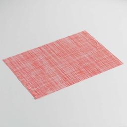 Set de table 30 x 45 cm pvc punto Corail