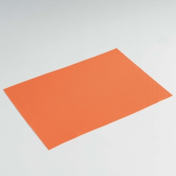 Set de table 32 x 47 cm pvc melix Orange