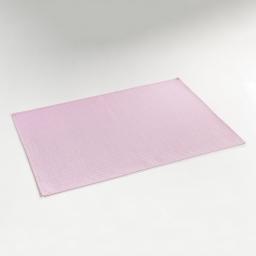 Set de table 32 x 47 cm pvc silky Rose