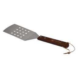 spatule inox longue manche bois laguiole