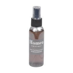spray d'ambiance - 60ml parfum notes musquées