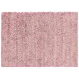 Tapis de bain 50 x 70 cm coton uni essencia Dragee