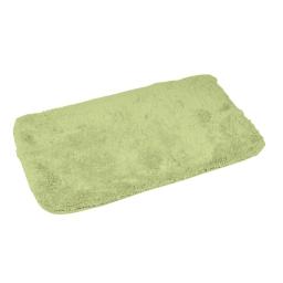 Tapis de bain chinchilla microfibre 50*80cm vitamine Wasabi
