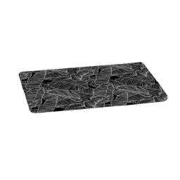 tapis de bain microfibre 45*75cm amazonia