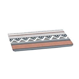tapis de bain microfibre 45*75cm ethnic folk