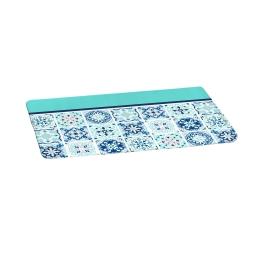tapis de bain microfibre 45*75cm tiles