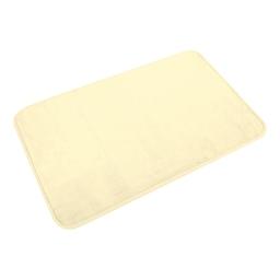 Tapis de bain microfibre 45*75cm vitamine Naturel