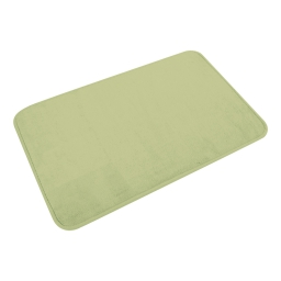 Tapis de bain microfibre 45*75cm vitamine Wasabi