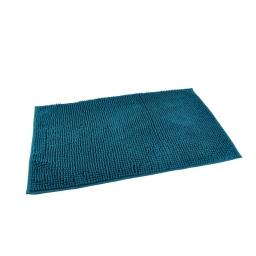 Tapis de bain sweety microfibre 45*75cm vitamine bleu emeraude Bleu/emeraude