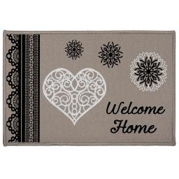 tapis deco rectangle 40 x 60 cm imprime angeline