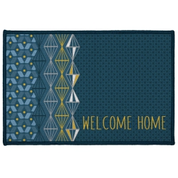 tapis deco rectangle 40 x 60 cm imprime kessy