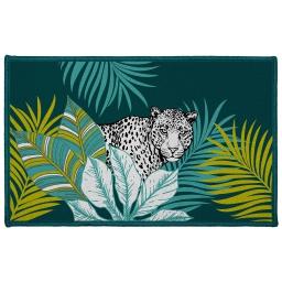 tapis deco rectangle 50 x 80 cm imprime cap nature