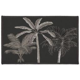 tapis deco rectangle 50 x 80 cm imprime cocoty