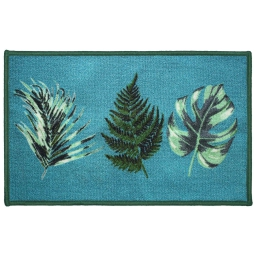 tapis deco rectangle 50 x 80 cm imprime color line
