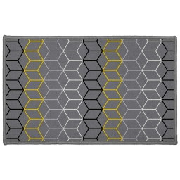 tapis deco rectangle 50 x 80 cm imprime ivano