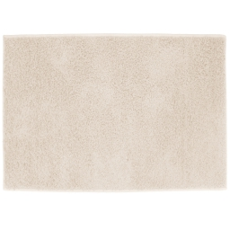 Tapis rectangle 117 x 166 cm tisse uni twist Naturel