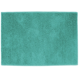 Tapis rectangle 117 x 166 cm tisse uni twist Turquoise